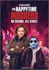 Happytime Murders-DVD
