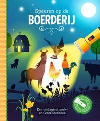 Speuren op de Boerderij + kartonnen zaklamp-Studio Stampij
