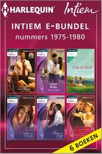 Intiem e-bundel nummers 1975-1980 (6-in-1)-Day Leclaire, Kelly Hunter, Leanne Banks, Nicola Marsh, Olivia Gates, Susan Mallery-eBook