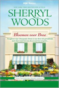 HQN Roman 40 : Bloemen voor Bree-Sherryl Woods-eBook