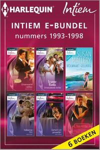 Intiem e-bundel nummers 1993-1998-Anna Cleary, Kelly Hunter, Leanne Banks, Maureen Child, Susan Mallery, Yvonne Lindsay-eBook