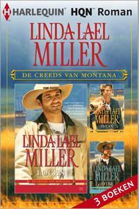 HQN Roman : De Creeds van Montana-Linda Lael Miller-eBook