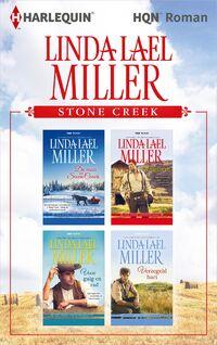 HQN Roman : De man uit Stone Creek ; Vogelvrij ; Voor galg en rad ; Verzegeld hart (4-in-1)-Linda Lael Miller-eBook