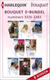 Bouquet e-bundel nummers 3376 - 3383 (8-in-1)-Abby Green, Carole Marinelli, Jackie Braun, Kate Walker, Lynne Graham, Maggie Cox, Melissa McClone, Sharon Kendrick-eBook