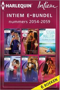 Intiem : Intiem nummers 2054-2059-Charlene Sands, Fiona Brand, Kate Hardy, Maya Banks, Nicola Marsh, Susan Mallery-eBook