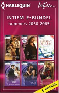 Intiem : Intiem e-bundel nummers 2060-2065-Fiona Brand, Kimberly Lang, Leanne Banks, Maya Banks, Sherryl Woods, Yvonne Lindsay-eBook
