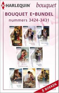 Bouquet e-bundel nummers 3424-3431 (8-in-1)-Carole Marinelli, Catherine George, Donna Alward, Janette Kenny, Jennie Lucas, Kate Hewitt, Lucy Gordon, Melanie Milburne, Michelle Douglas-eBook
