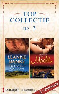Topcollectie 3-Carole Marinelli, Emma Darcy, Helen Bianchin, Leanne Banks-eBook