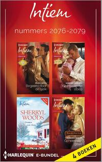 Intiem e-bundel nummers 2076-2079-Barbara Dunlop, Merline Lovelace, Olivia Gates, Sherryl Woods-eBook