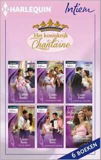 Intiem : Het koninkrijk Chantaine-Leanne Banks-eBook