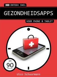 Gezondheidsapps Voor Phone En Tablet-Ulco Schuurmans-eBook