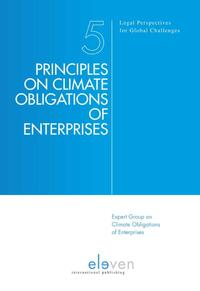 Principles on climate obligations of enterprises-Expert Group On Climate Obligations Of Enterprises