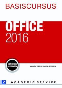 Basiscursus Office 2016-Jolanda Toet, Saskia Jacobsen