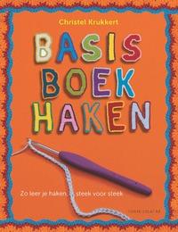 Basisboek haken-Christel Krukkert