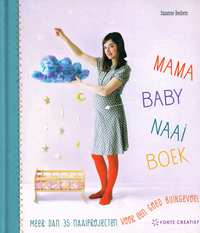 Mama baby naaiboek-Susanne Bochem