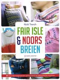 Fair isle & Noors breien-Nicki Trench