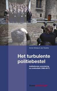 Het turbulente politiebestel-Dorian Schaap, Jan Terpstra-eBook