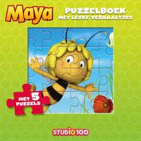 Maya : puzzelboek met leuke verhaaltjes-Gert Verhulst