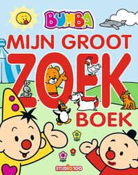Bumba - Mijn groot zoekboek-Gert Verhulst