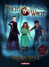 De Nachtwacht: vriendenboek-Gert Verhulst