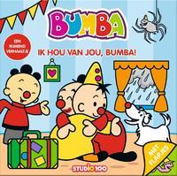 Bumba : kartonboek met flapjes - Ik hou van jou, Bumba!-Gert Verhulst