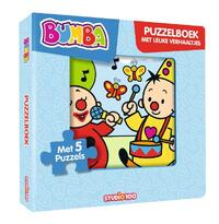 Bumba : puzzelboek met leuke verhaaltjes-Gert Verhulst