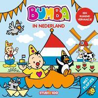 Bumba: kartonboek met flapjes - In Nederland-Gert Verhulst