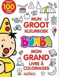 Bumba mijn groot kleurboek-Gert Verhulst