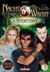 Nachtwacht: Leesboek 3 - Schemermeer-Gert Verhulst