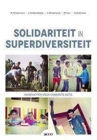 Dirk Holemans, Joke Vandenabeele, Marc Jans, Nick Schuermans, Stijn Oosterlynck