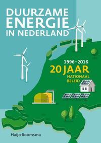 Duurzame energie in Nederland-Haijo Boomsma