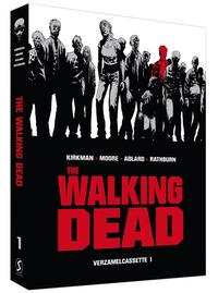 The Walking Dead-Charlie Adlard, Cliff Rathburn, Robert Kirkman, Tony Moore