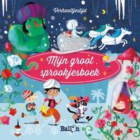 Mijn groot sprookjesboek (roze)-Katleen Put