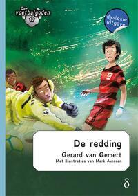 De redding - dyslexie uitgave-Gerard van Gemert