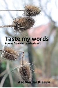 Taste my words-Aad van der Klaauw-eBook