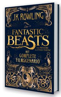 Fantastic beasts and where to find them-J K Rowling