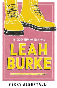 De eigenzinnigheden van Leah Burke-Becky Albertalli-eBook
