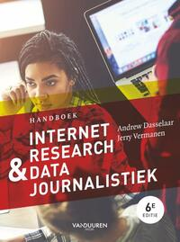 Handboek Internetresearch & datajournalistiek-Andrew Dasselaar, Jerry Vermanen