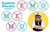Emo Memo-Kapitein Winokio