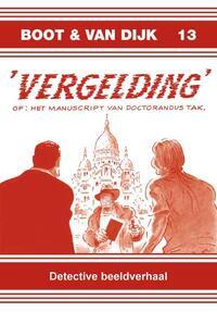 Vergelding-Kees Sparreboom-eBook