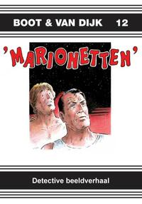 Marionetten-Kees Sparreboom-eBook