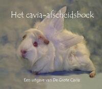 Het cavia afscheidsboek-