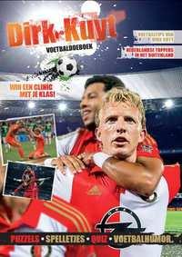 Dirk Kuyt voetbal doeboek-Doeboek