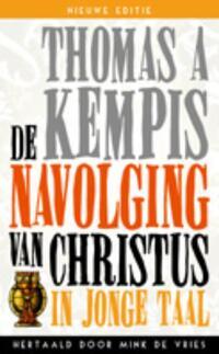 De navolging van Christus--eBook