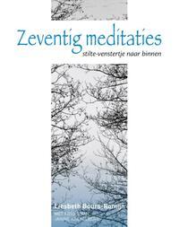 Zeventig meditaties-Liesbeth Bours-Romijn-eBook