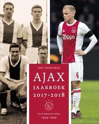 Het officiële Ajax jaarboek 2017-2018-Matty Verkamman, Ronald Jonges