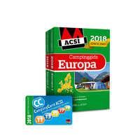 ACSI Campinggids Europa 2018 - set 2 delen-Acsi