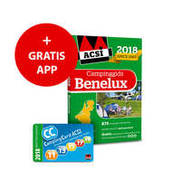 ACSI Campinggids Benelux + app 2018-