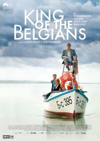 King Of The Belgians-DVD