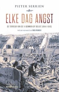 Elke dag angst-Pieter Serrien-eBook